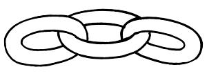 chain-link-outline-hi